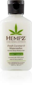 Hempz Mini Fresh Coconut And Watermelon Herbal Body Moisturizer