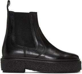 Isabel Marant Black Celton Boots