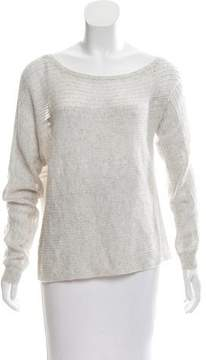 White + Warren Crew Neck Sweater