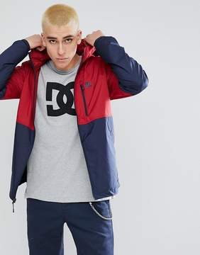 DC Dagup Lightweight Jacket With Color Block
