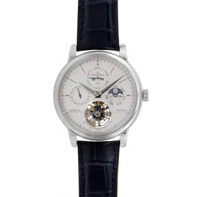 Jaeger-LeCoultre Jaeger Lecoultre Master Grande Tradition Tourbillon Platinum Men's Watch