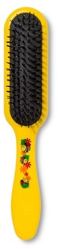Denman Tangle Tamer with Bumblebee Accents