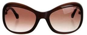 Roberto Cavalli Aldhibah Logo Sunglasses