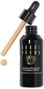 Bobbi Brown Intensive Skin Serum Foundation Spf 40