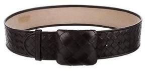 Bottega Veneta Intrecciato Waist Belt