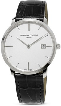 Frederique Constant Classics Slimline Quartz Watch, 39mm