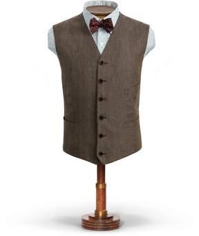 Ralph Lauren Linen Twill Vest