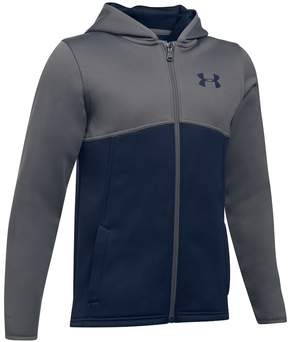 Under Armour Boys 8-20 Fleece Full-Zip Hoodie