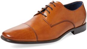 Rush by Gordon Rush Men's Cap-Toe Derby Shoe