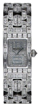 Audemars Piguet Promesse Diamond Pave White Gold Ladies Watch