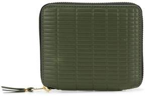 Comme des Garcons textured compact wallet