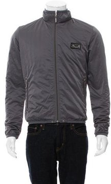 CNC Costume National C'N'C Zip-Front Windbreaker Jacket w/ Tags