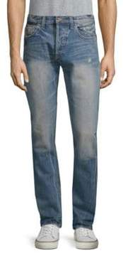 PRPS Washed Cotton Jeans