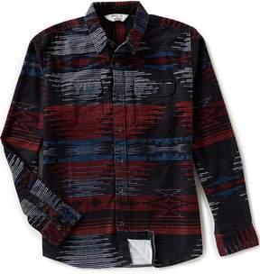O'Neill Franklin Woolrich Collaboration Long-Sleeve Flannel Shirt