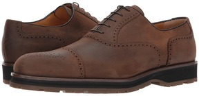 a. testoni Perforated Oxford Men's Lace up casual Shoes