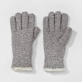 Isotoner Women's Recycled Acrylic Glove - Grey