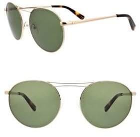 KENDALL + KYLIE 54mm Bella Round Sunglasses
