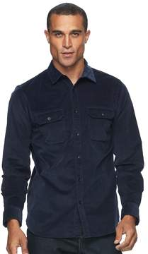 Apt. 9 Men's Slim-Fit Stretch Corduroy Shirt