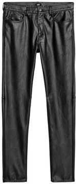 H&M Faux Leather Pants