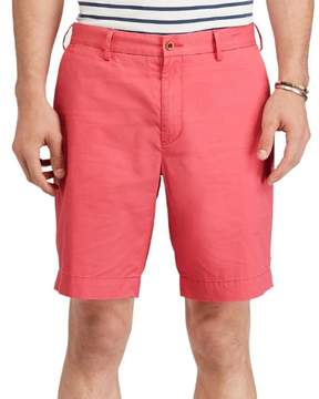 Polo Ralph Lauren Stretch Classic Fit Flat Front Newport Short 40W Red 9' Inseam