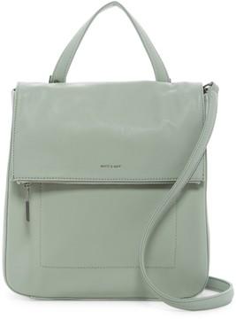 Matt & Nat Dunham Top Handle Vegan Leather Satchel Bag