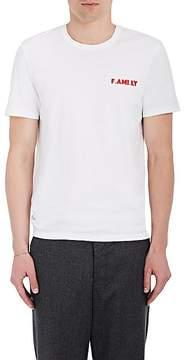 Ami Alexandre Mattiussi Men's F.AMI. LY Cotton T-Shirt