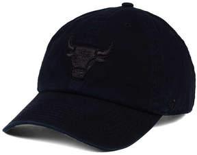 '47 Chicago Bulls Straight Metallic Clean Up Cap