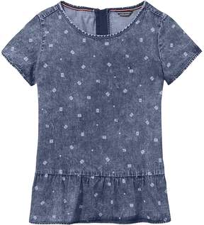 Tommy Hilfiger TH Kids Chambray Tunic