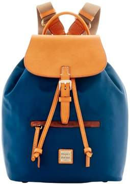 Dooney & Bourke Windham Allie Backpack - NAVY - STYLE