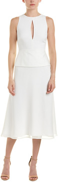 C/Meo Collective Counting Start Midi Dress