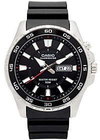 Casio Men's Black Dive Style Watch
