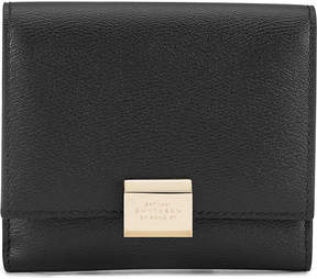 Smythson Grosvenor French leather purse