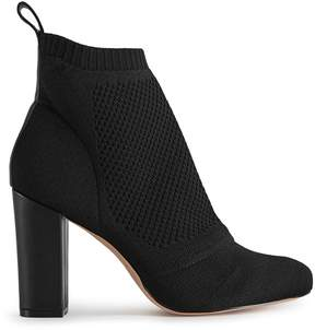 Reiss MERCURY Knitted Ankle Boot