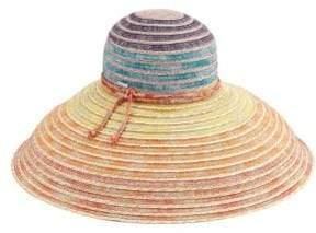 Missoni Mare Straw Sun Hat