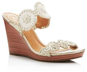 Jack Rogers Luccia Wedge Sandals