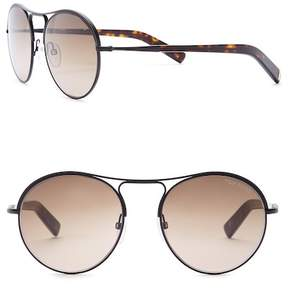 Tom Ford 54mm Round Sunglasses