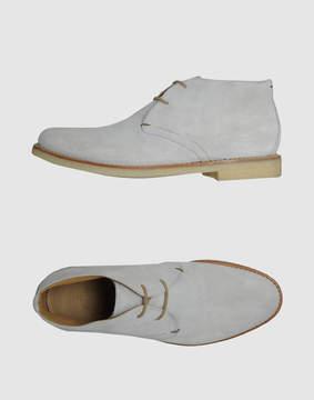 Fabi High-top dress shoes