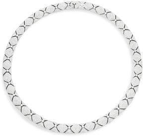 Adriana Orsini Women's Crystal Collar Necklace