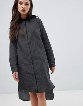 Bolongaro Trevor Stripe Shirt Dress