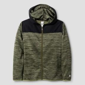 Champion Boys' Spring Fleece Full Zip Hoodie