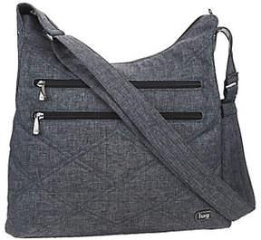 Lug Oversized Crossbody Handbag - Cable Car 2