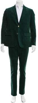 Band Of Outsiders Corduroy Two-Piece Suit