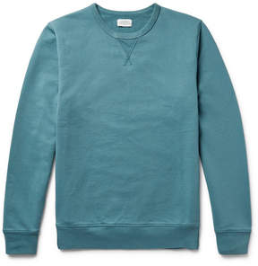 Hartford Loopback Cotton-Jersey Sweatshirt