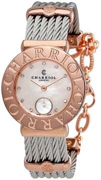 Charriol St-Tropez Ladies Watch