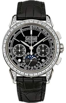 Patek Philippe Grand Complications 5271P-100 Black Lacquered Dial Automatic Mens Watch