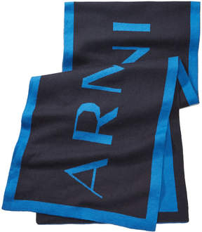 Armani Exchange Men's Logo Scarf