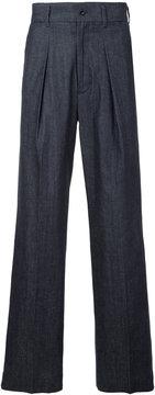ESTNATION wide leg trousers