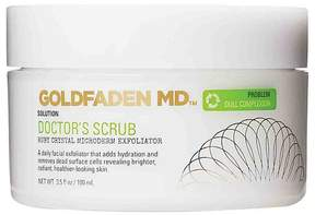 Goldfaden Doctor's Scrub Crystal Microderm Exfoliator