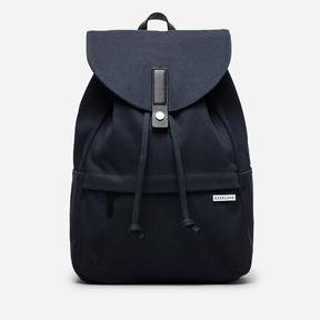 The Modern Twill Single Snap Backpack - Large