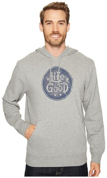 Life is Good Go-To Hoodie Men's Sweatshirt